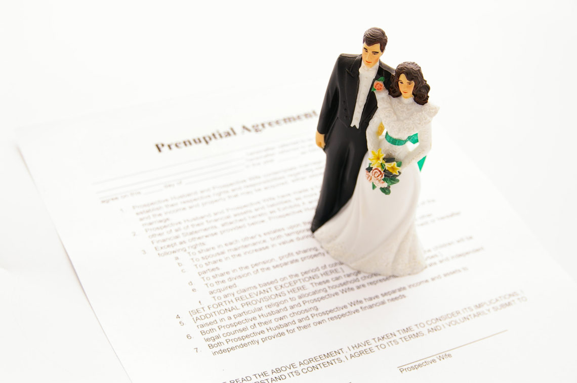 Prenuptial Agreements Are Not One Sided Ac Howard Law